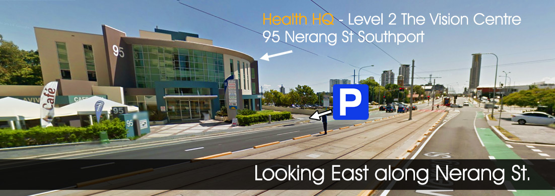 Health HQ Doctors Southport Contact details 95 Nerang St